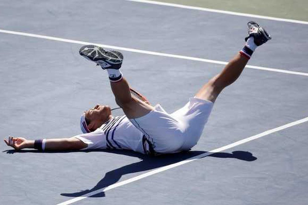 Schwartzman ya está en la tercera ronda del US Open