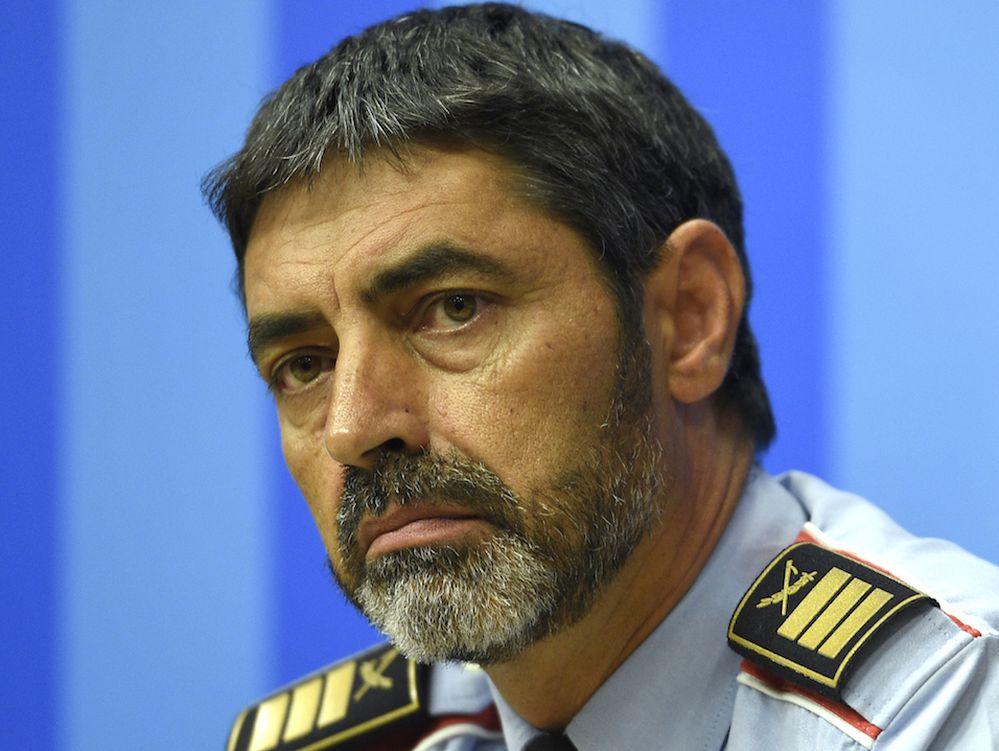 Justicia española investiga al jefe de los Mossos por 'sedición'
