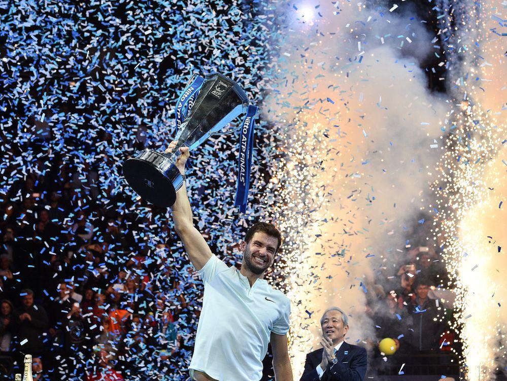 Se completan las semifinales del Masters de Londres