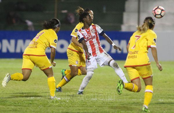 El equipo femenino de River, a la semifinal de la Copa Libertadores