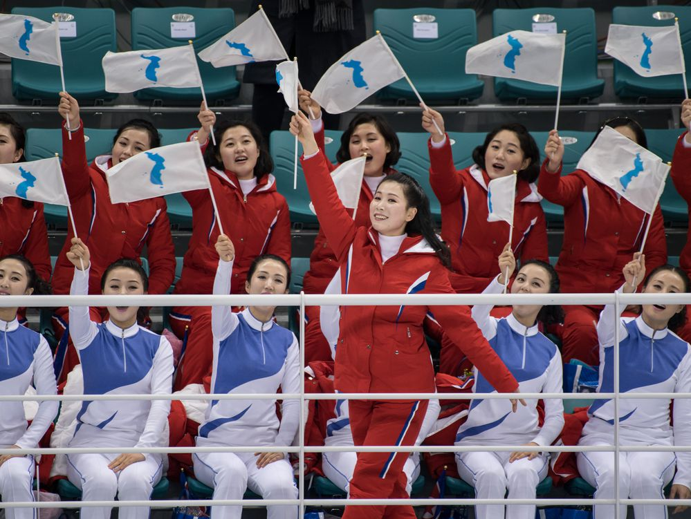 Colombia presente en la inauguración de los Juegos Olímpicos de Invierno