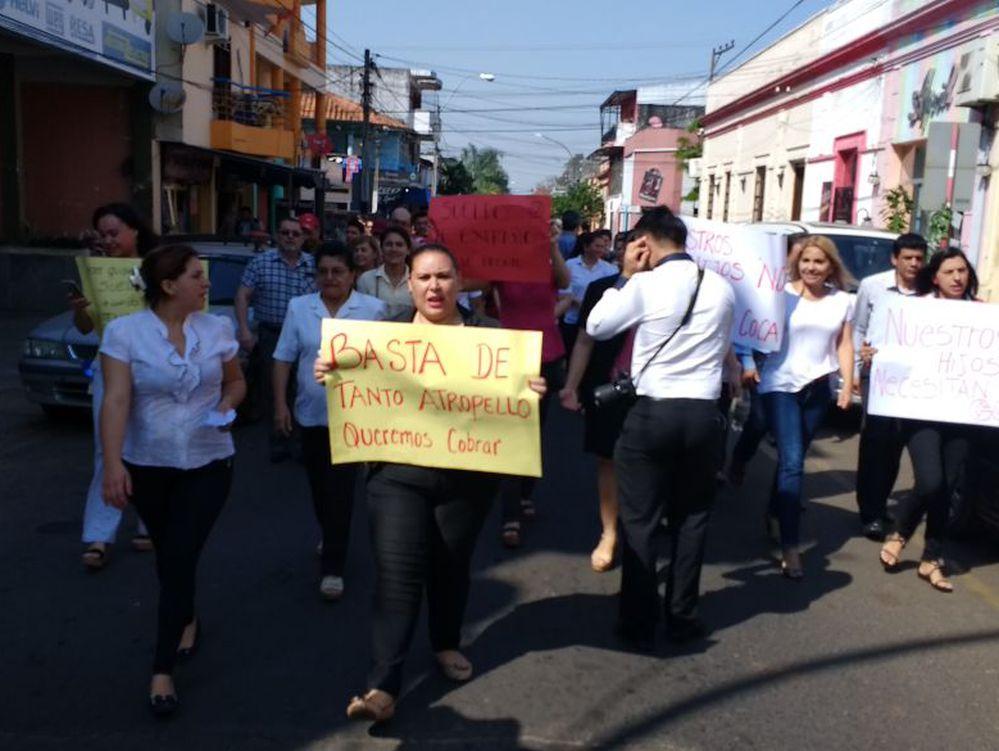 Cartes afirma que Chávez es gobernador de Guairá
