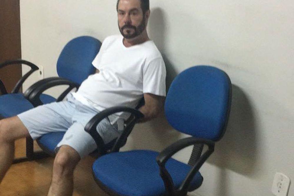 Capturan en Brasil a famoso narcotraficante de cocaína
