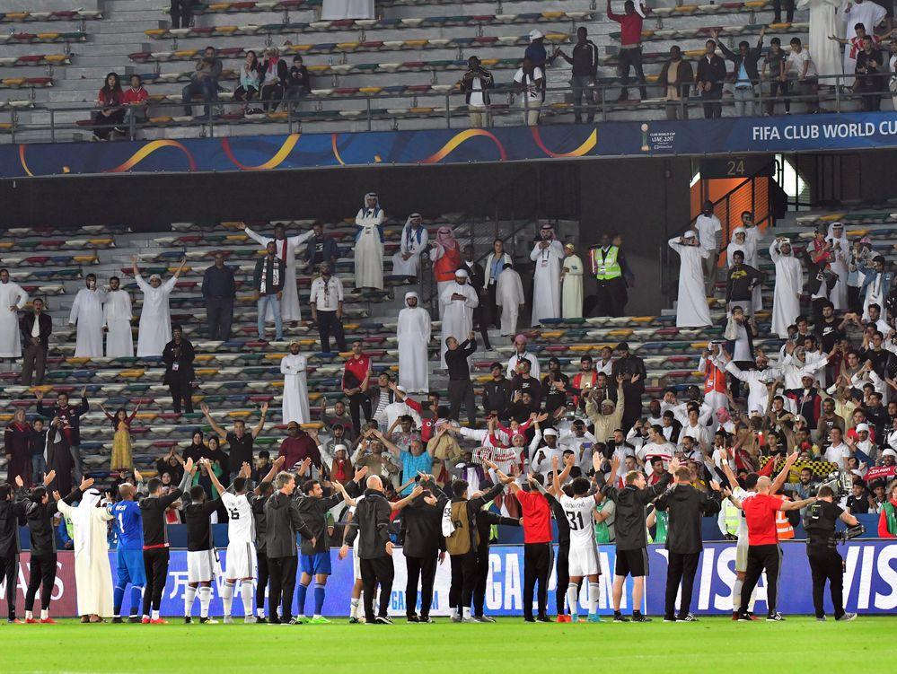 Se definieron las semifinales del Mundial de Clubes