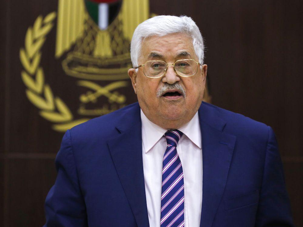 Propone cumbre para desbloquer la paz; lo critica ministro Israelí