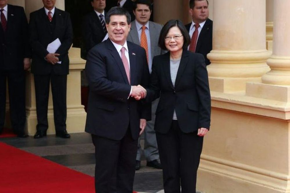 Paraguay y Taiwán fijan arancel 0 para productos