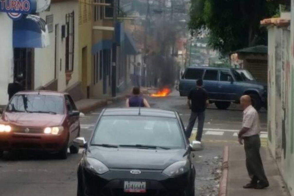 Joven fue asesinado en Palmira, estado Táchira, durante protestas