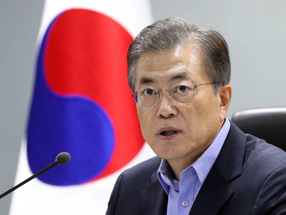 Trump promete más sanciones a Norcorea por armas nucleares