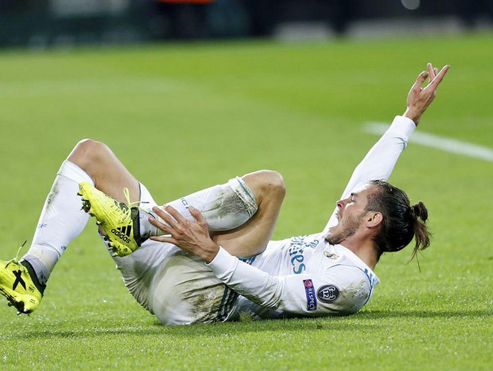 Gareth Bale se lesiona de nuevo... Esta vez sin jugar