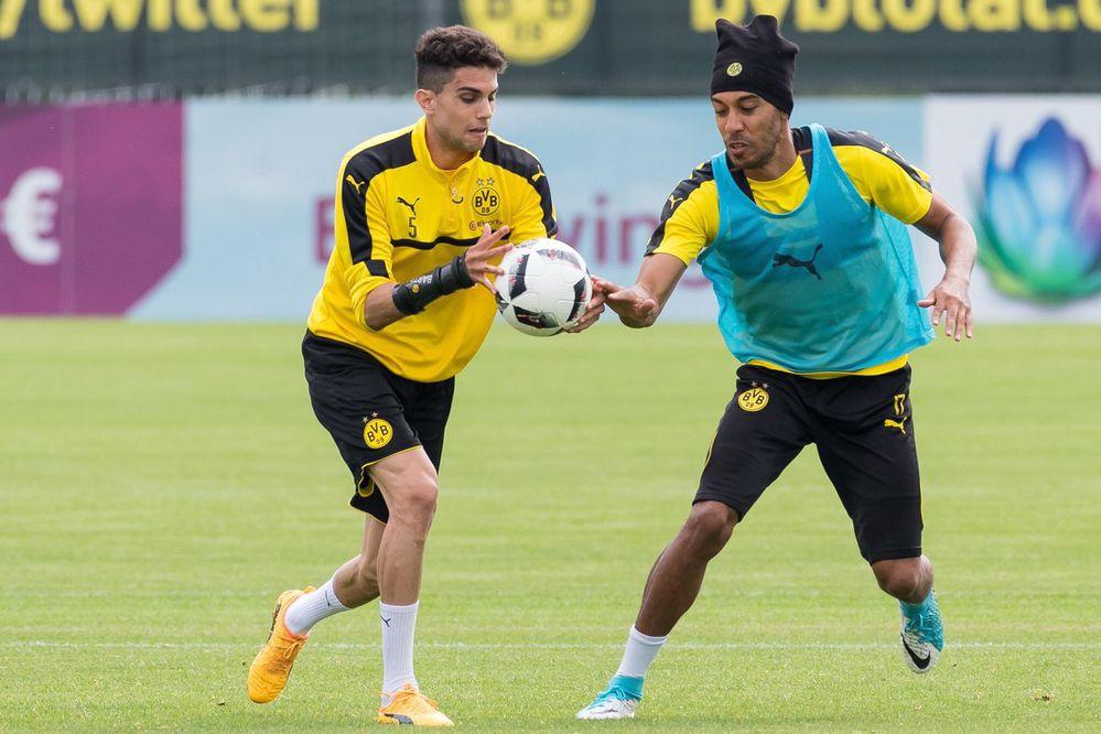 Borussia Dortmund se clasifica para la Champions en el regreso de Bartra