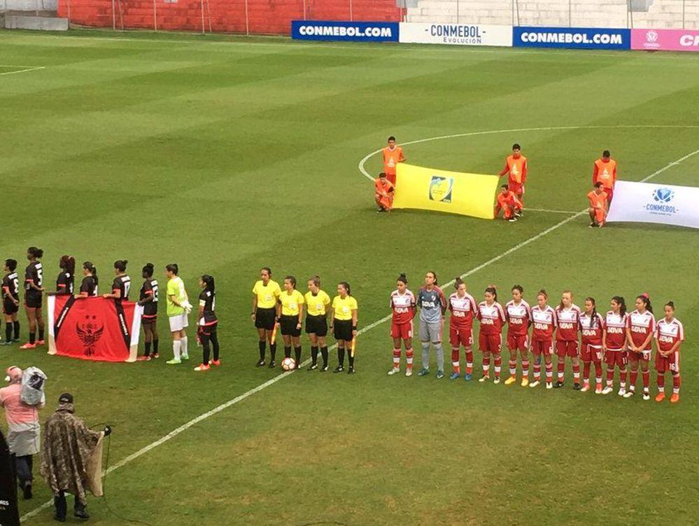 Intoxicación de jugadoras provoca suspensión de partidos en la Copa Libertadores femenil